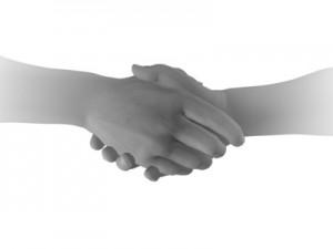 handshake-poignée de main