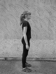 posture parfaite